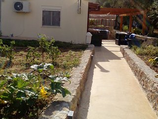 Cretan garden Home near the Sea - Plaka vacation rentals