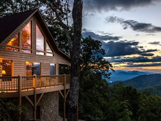 Heaven on Earth - 5 Secluded Acres - Bryson City vacation rentals