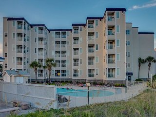 Newly Renovated 2 bedroom, 2 bathroom, oceanfront condo that sleeps 4. - North Myrtle Beach vacation rentals