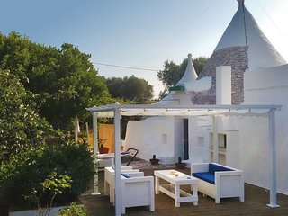 Nice Trullo with Deck and Television - Villa Castelli vacation rentals