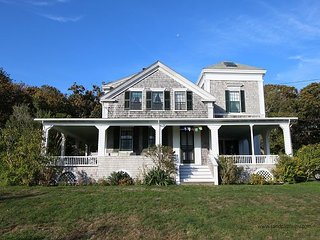Quintessential West Chop Home with Beach Access - Vineyard Haven vacation rentals
