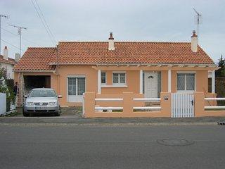 maison plein pied -  vacances à la mer - Saint-Hilaire-de-Riez vacation rentals