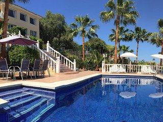 Exclusive villa on the Costa del Sol, 12-16 guests - Torremolinos vacation rentals