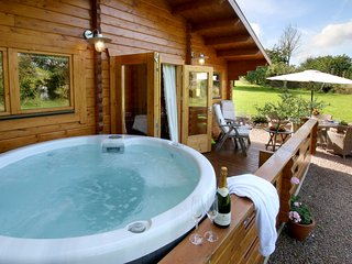 Hop Pickers 2 bedroom Cabin with private hot tub. - Worcester vacation rentals