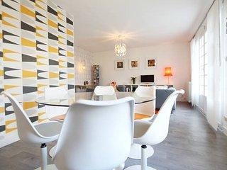 LA VILLA POP location de villa au cœur de la Touraine classée Gite de France 3* - Joue-Les-Tours vacation rentals
