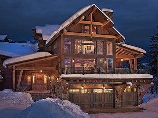 """""""Great Powder"""" Specials : Save up to 25% at Sun Ridge Lodge 5BR luxury - Steamboat Springs vacation rentals"""
