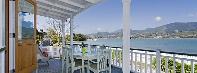 Monaco Waterfront Villa Nelson Holiday Home at the Waters Edge! - Nelson vacation rentals
