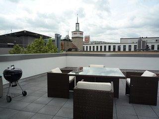 1-Bedroom Penthouse Stuttgart Downtown - Furnished - Stuttgart vacation rentals