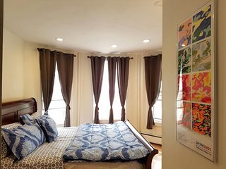 Elegant Apartment 20 Mins to NYC with Car Parking - Jersey City vacation rentals