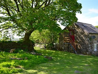 Beautiful Cottage with Washing Machine and Television - Pontfaen vacation rentals