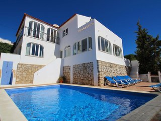 Villa James, Ocean Views, Heart of Village, 7 Bedroom, Sleeps 14, Air-con, Pool & BBQ - Carvoeiro vacation rentals