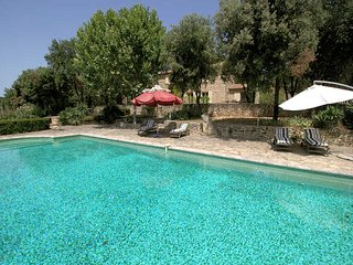 Uzès Gard, Landhouse 8p, private pool, exceptional situation - Uzes vacation rentals
