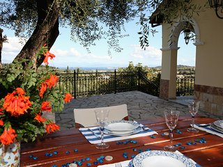 Spacious 4 bedroom Gouvia Villa with Internet Access - Gouvia vacation rentals