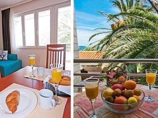 Apt 1 in Luxurious Seaview Pool Villa  sleeps 2+2 - Plat vacation rentals