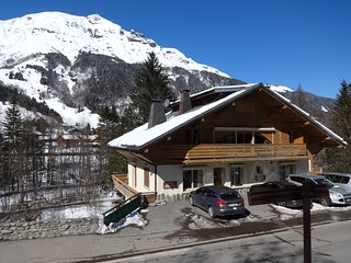 Sunny apartment in charming les Contamines village - Les Contamines-Montjoie vacation rentals