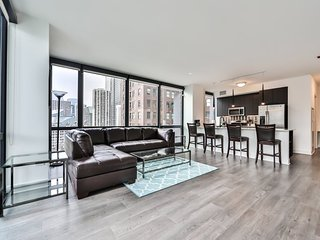 Furnished 2-Bedroom Apartment at N Michigan Ave & E Lake St Chicago - Addison vacation rentals