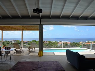Villa Vincent, with sea views and nice wind - Kralendijk vacation rentals