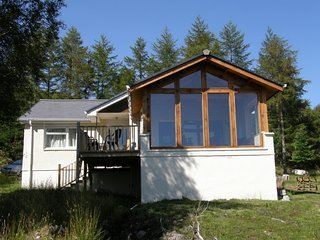 Sunny House with Deck and Television - Glenborrodale vacation rentals