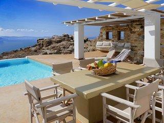 Villa Ariadne - Naxos Grande Vista - Vivlos vacation rentals