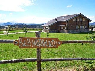 B&B Mappamundi, via degli dei, strada romana - San Benedetto Val di Sambro vacation rentals
