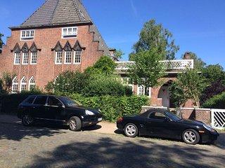 Dream house along the Alsterlauf river - Hamburg vacation rentals