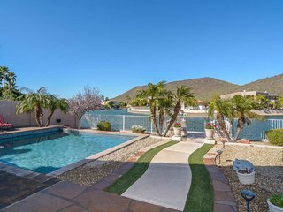 Modern Desert Luxury on the Lakes - Glendale vacation rentals