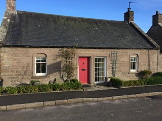 Dean Cottage, Period cottage near Glamis in Angus - Glamis vacation rentals