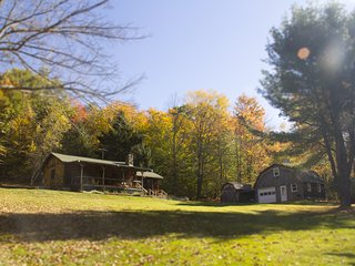 Cozy Cabin in the Catskills for Fall - Andes vacation rentals