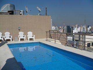 TOP FLOOR PANORAMIC 1BR Jr - DOWNTOWN - SAN TELMO - Buenos Aires vacation rentals