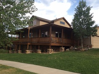 Perfect House with Deck and Television - Ridgway vacation rentals
