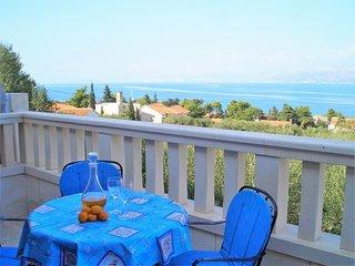 Marino A1(4+1) - Splitska - Splitska vacation rentals