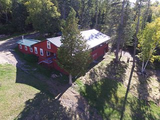 Beautiful, secluded waterfront property - Rangeley vacation rentals
