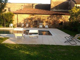 Cottage with swimming pool near Verona! - Zevio vacation rentals