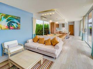 3 BDR Modern Style Pool Villa in Nai Harn - Nai Harn vacation rentals
