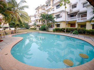 TripThrill Goan Imperial Holidays 1B Apartment - 1 - Varca vacation rentals