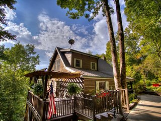 Mountain Bliss - Maggie Valley vacation rentals