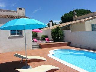 Maison avec piscine - La Grande-Motte vacation rentals