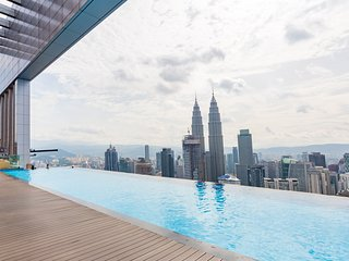 2 bedroom Apartment with Internet Access in Kuala Lumpur - Kuala Lumpur vacation rentals