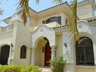 Villa in Dubai with Terrace, Air conditioning, Lift, Internet (443196) - Palm Jumeirah vacation rentals