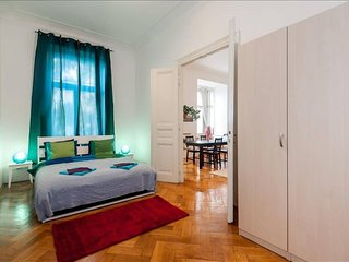 Apartment in Prague with Balcony, Washing machine (498696) - Prague vacation rentals