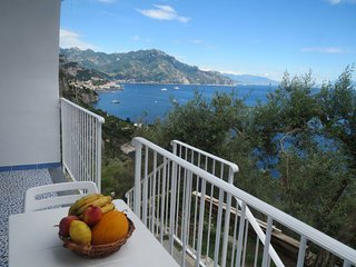 Amalfi Coast: MAGIC SEA VIEW -  WiFi - Conca dei Marini vacation rentals