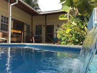 Casita Carinosa - Seaview Villa with Pool - Caye Caulker vacation rentals