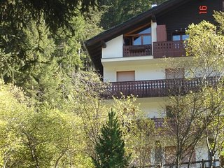 Top floor one-bedroom apartment - Champoluc vacation rentals