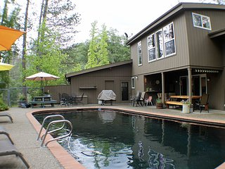 Pine Bluff House **Pool** Privacy, Seclusion - Midpines vacation rentals