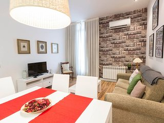 Apartment in Madrid with Terrace, Air conditioning, Lift, Internet (530557) - Madrid vacation rentals