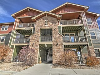 NEW! 3BR Granby Condo - 3 Minutes from Skiing! - Granby vacation rentals
