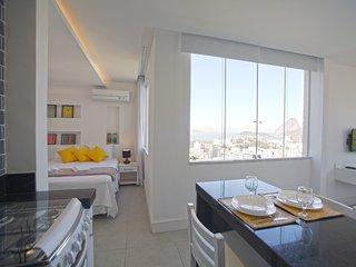SUGAR LOFT PANORAMIC VIEW 203 / 303 - Rio de Janeiro vacation rentals