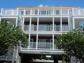 Luxury ocean view modern condo - Ocean City vacation rentals