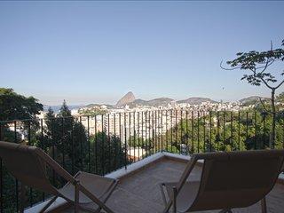 SUGAR LOFT TERRACE WITH PANORAMIC VIEW S201 - Rio de Janeiro vacation rentals
