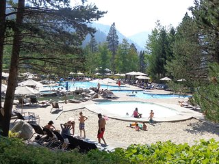 Resort at Squaw Creek Hotel Suite, sleeps 4 ~ RA128181 - Olympic Valley vacation rentals